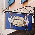 AU BONHEUR DES POULETTES Moustier-Sainte-Marie <b>Alpes</b> de <b>Haute</b> <b>Provence</b> habillement