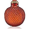 Up to <b>snuff</b>: Success at the Chinese <b>snuff</b> <b>bottle</b> auction @ Bonhams in New York