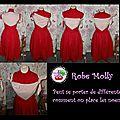 Robe Molly b