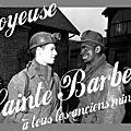 869n° BARBÓRKA przy starej belgijskiej Polonii/ La <b>Sainte</b> <b>Barbe</b> chez les anciens Polonais de Belgique