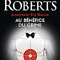 Lieutenant Eve Dallas, tome 3: