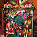 Diorama the Book of Life