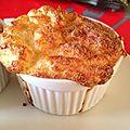 Soufflé au chou fleur recette de ma belle soeur ;)