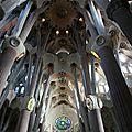Barcelone, Basilica Sagrada Familia_6614