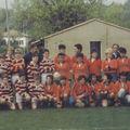 Saison 1989 - 1990, vacances de PAQUES, venue d'Hoylake