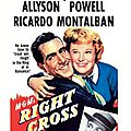 Right <b>Cross</b> en DVD