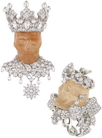 'Kings & Queens' collection by Victoire de Castellane for Dior Joaillerie