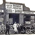 AVESNES-Garage Peugeot
