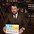 David Nicolas, candidat aux élections municipales 2014 à <b>Avranches</b>