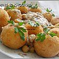 Tadjine el khoukhe (