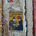 Mail art absinthe filetpatch