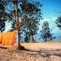Phrathat Doi Kongmoo Robes de moines
