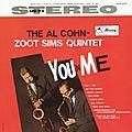 Al Cohn Zoot Sims Quintet - 1960 - You 'N Me (Mercury)
