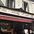 Café willy...un endroit au charme fou à trouville