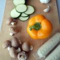 Poélée de légumes du soleil & tofu