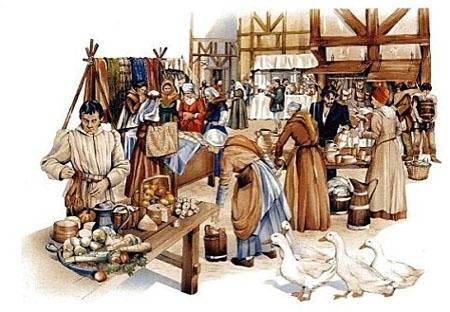 http://planetejeanjaures.free.fr/histoire/moyen%20age/marches_foires_moyen_age.htm