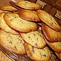 Montagne de cookies pour gourmands affames  j'ai