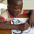 Concours photos: la côte d'ivoire, l'éducation et l'engagement volontaires