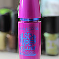 Review : Mon avis sur le <b>Mascara</b> Volum'Express L'Effet Faux-Cils de MAYBELLINE (version waterproof)