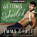 ** cover reveal ** getting schooled by emma chase