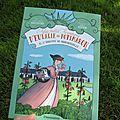 Les folles aventures d'eulalie de potimaron tome 4 : l'amazone de mademoiselle - anne-sophie silvestre