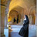 Mathilde d'anjou, abbesse de l'abbaye de fontevraud- les rencontres imaginaires dans les pas d'aliénor d'aquitaine