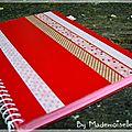 *** Mon carnet rouge ***