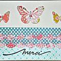 Card trio