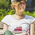 Marie, 23 ans : de Ruffec (36) à <b>Billund</b> (Danemark) !