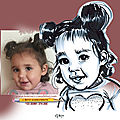 Baby Cartoon - <b>Caricature</b> de Bébé