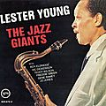 Lester Young - 1956 - The Jazz Giants (Verve)