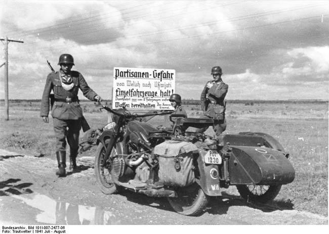 Police Allemande 1944