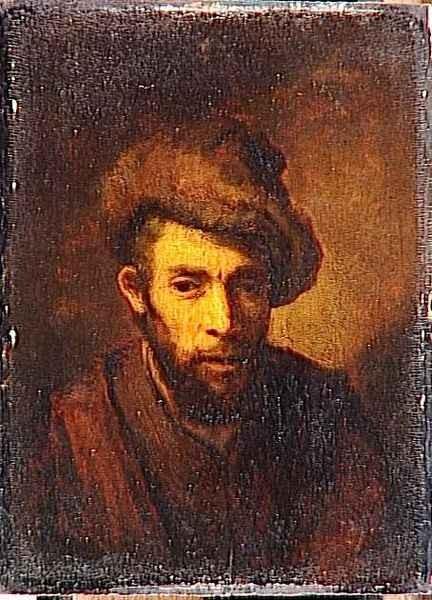 01 - Le Juif au bonnet fourré