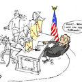 Bush en plein <b>Crash</b> appelle... Ben Ali