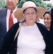 Décès de Mme Méliani veuve Dechemi