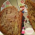 Cake a la banane - 6 sp weight watchers