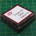 Diy / printable: mettre son amoureux/se en boite pour la st valentin.