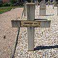 Soldat Vicor Emile CHAMPION