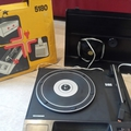 Tourne disque valisette schneider 5180