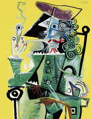 Works By Picasso And Giacometti Lead Christie S Sale Of