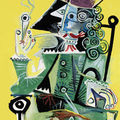 Works by picasso and giacometti lead christie's sale of impressionist and modern art