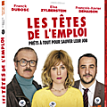 Les têtes de l'emploi/ le petit locataire : les comédies sociales françaises arrivent en dvd