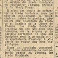 Mercredi 12 septembe 1945.