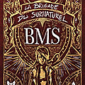 [CHRONIQUE] La brigade du surnaturel, tome 1 : Limbus Patrum de Floriane Impala