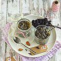 Pesto végétal de kale violet aux amandes