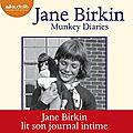Munkey Diaries (1957-1982) de Jane <b>Birkin</b>