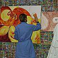 Stage de peinture libre