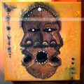 Masque Africain II ©