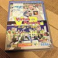 Mega drive : virtua racing