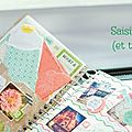 Scrapbooking : this and that